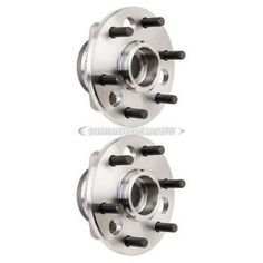 Front Hub Bearing for 2006 Infiniti QX56 Fits ALL TYPES Wheel-Front Pair