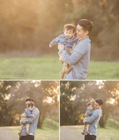 Father and Son Playing | Bethany Mattioli Photography | Cupertino Family Photographer