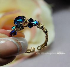 Ring with a Clasp! by BobbiWired | Jewelry Ideas