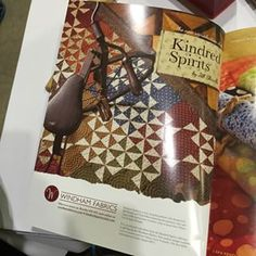 Kindred Spirits Quilt of the Month Club | Kindred Spirits Club ... : kindred spirits quilt shop - Adamdwight.com