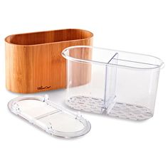 Bamboo Sink Caddy - The Pampered Chef®