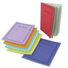 The legendary notebool conceived by the Mala Arti Visive group Conceiving, Stationary, Recycling, Card Holder, Notebook, Italy, Writing, Group, Cards
