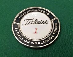 Titleist ball marker twin japan limited edition gift PRO V1 rare #Titleist