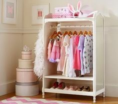 Wardrobe drama that little girls create soon after they turn three. Because they have a OPINION now.