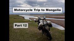 Motorcycle Trip to Mongolia Yamaha XT 660 Z - The road to Ulistai, mud & cold weather - Part 13 Motorcycle Travel, Cold Weather, Mud, Ukraine, Yamaha, Poland, Germany, Cinema, Mongolia