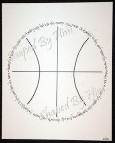 Basketball  Psalm 1004  8x10 by ShapedByHim on Etsy, $15.00