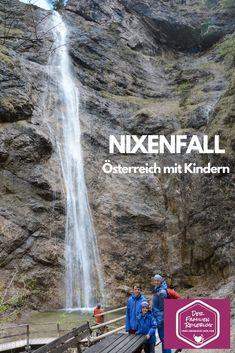 Reisen In Europa, Closer To Nature, Hiking Trails, All Over The World, Austria, Sustainability, Travel Destinations, Waterfall, Vacation