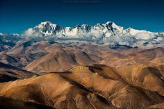 Mt. Cho Oyu, Tibet by CoolbieRe