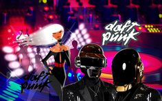 Daft Punk, House Music, Darth Vader, Studio, Concert, Fictional Characters, Concerts, Fantasy Characters, Study