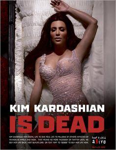 Kim Kardashians social media death
