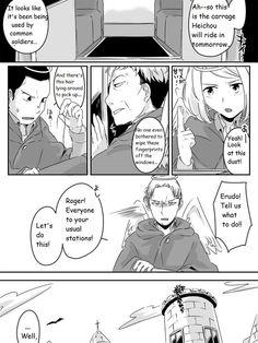 The Angel Corps. Full comic in the link! | Attack On Titan / Shingeki No Kyojin