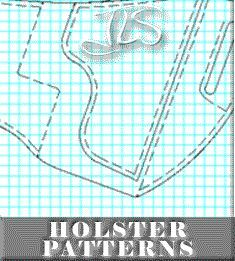 Free leather holster patterns and tips.  Instant pdf downloads.