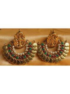 Deepika Ramleela Earrings Design 006 http://20offers.com/jewelry We ship worldwide!