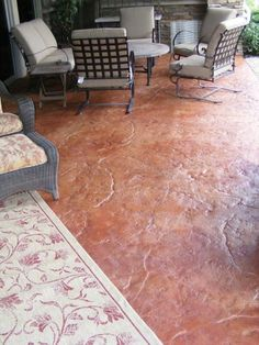 ACME Stained, Stamped, Coated Concrete Floors is the premier decorative concrete contractor serving Dallas, TX and its surrounding areas Patio Ideas, Yard Ideas, Landscaping Ideas, Decorative Concrete, Stamped Concrete, Concrete Overlay, Concrete Contractor, Concrete Floors, Home Projects