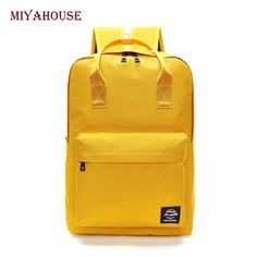 52.64$  Buy here - http://virdd.justgood.pw/vig/item.php?t=33h0dkk30908 - Large Capacity Backpack Women Preppy School Bags For Teenagers Men Oxford Travel 52.64$
