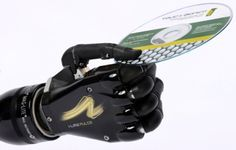 i-LIMB Pulse by Touch Bionics is a bionic hand with an adjustable grip.