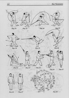 A simple Baguazhang sword form gifted to you all....