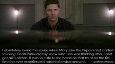 Dean!Girl since 9/13/05. I love Dean & Jensen more than life itself. Supernatural is my life & what...