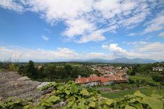 Vista dal Castello di Fagagna, i borghi del Friuli Venezia Giulia, pic by #bloggerpercaso Kinzica Sorrenti @blog100days @discoverfvg