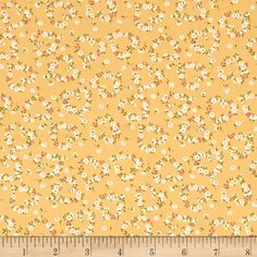 From Kaufman Fabrics, this lightweight cotton shirting fabric is very similar to a quilting cotton. This fabric is great for button down shirts and dresses. It can also be used for quilting projects. Colors include yellow, pink, red, and green.
