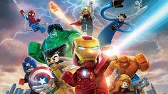 LEGO Marvel Super Heroes - Artwork