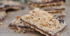 Печенье, которое я хочу Вам предложить нашла на просторах интернете. В выходной не хотелось себя утруждать готовкой, а к чайку что то н...