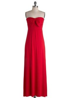 Long Weekend Away Dress in Red, #ModCloth