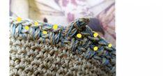 """""""창늘리기가 사라졌다""""...벙거지모자/여름밀짚모자/쉬운모자뜨기 : 네이버 블로그 Merino Wool Blanket, Friendship Bracelets, Knitting, Crochet, Blog, Tricot, Breien, Stricken, Ganchillo"""