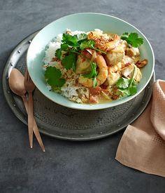 Goan seafood curry recipe | Fast Indian recipe :: Gourmet Traveller