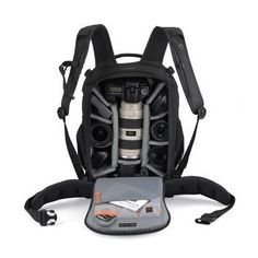 Lowepro flipside 400 aw digital slr camera photo bag backpacks genuine come with all weather cover   worth buying on AliExpress