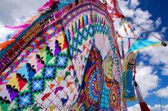 Giant Kite Festival- Guatemala