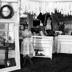 Upcycled Cottage Vintage Pop up sale