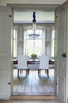 Halcyon Style: Design 101: Gustavian Design