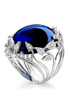 {Brumani, of London ~ Garden of Senses Ring}