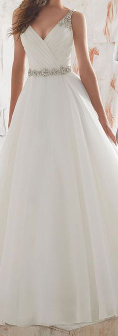 Mori Lee by Madeline Gardner Wedding Dress Collection Blu Spring 2017 hochzeitsgast pastell Mori Lee Blu Spring 2017 - Belle The Magazine Spring 2017 Wedding Dresses, Dream Wedding Dresses, Bridal Dresses, Bridesmaid Dresses, Spring Wedding, Mori Lee Wedding Dresses, Wedding 2017, Modest Wedding, Elegant Wedding