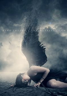 Demise of an Angel II by TheDarkRayne.deviantart.com on @deviantART
