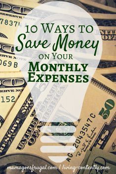 If you are working on becoming more frugal and saving money, give these tips a try. I promise you'll be able to add up some great savings every month!