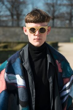 Day 3 - Street Style - Paris Fashion Week - Womenswear Fall/Winter 2015/2016