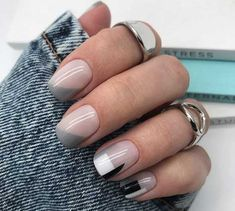 50 Simple Summer Square Acrylic Nails Designs In 2019 These trendy Nails ideas would gain you amazing compliments. Check out our gallery for more ideas these are trendy this year. Square Acrylic Nails, Cute Acrylic Nails, Square Nails, Short Nail Designs, Acrylic Nail Designs, Nail Art Designs, Nails Design, Square Nail Designs, Simple Nail Designs