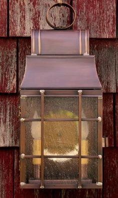 IR-WLR Wall Lantern with Reflector – Circa Home Living