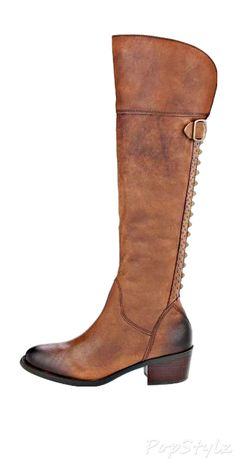 Vince Camuto VC-Bollo Knee-High Leather Boot