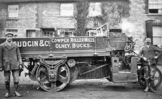Gudgin's Steam Lorry Vintage Trucks, Old Trucks, Gas Turbine, Time Pictures, Antique Tractors, Heavy Truck, Commercial Vehicle, Steam Engine, Stirling