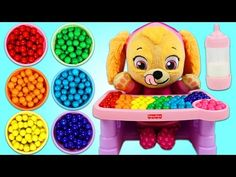 Baby Learn Colors & Numbers with Kids Juice - Learning Videos for Toddlers - YouTube