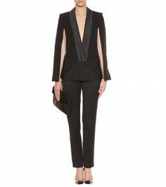 Victoria Beckham - Blazer-style cape