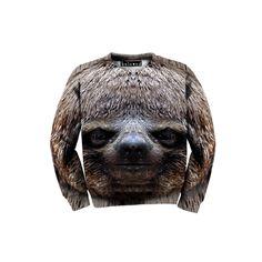 Happy Sloth Kid's Sweatshirt