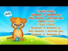 Piosenki dla Dzieci - Ojciec Wirgiliusz + tekst - karaoke