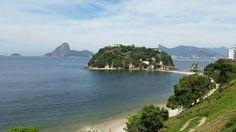 Praia de Boa Viagem Niteroi rj Brasil