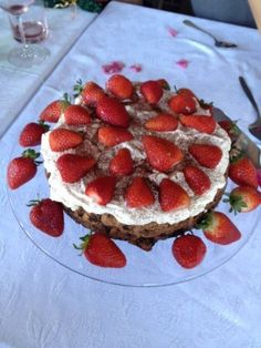 Chocolate, Almond and Date Torte