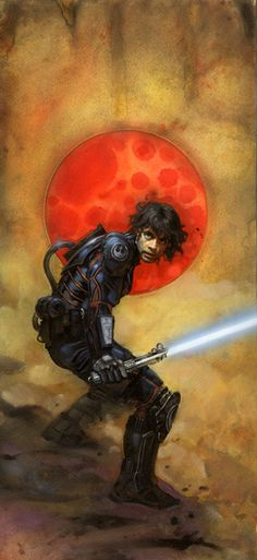 STAR WARS Character Art Collection from TereseNielsen - News - GeekTyrant