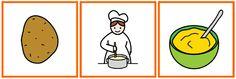 koken; oorzaak - gevolg Series Causa Efecto 5 http://informaticaparaeducacionespecial.blogspot.com.es/2009/02/series-causa-efecto-i.html